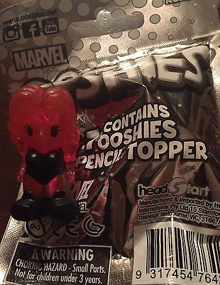 New limited edition Ooshie Red SheHulk Unopened/ Sealed