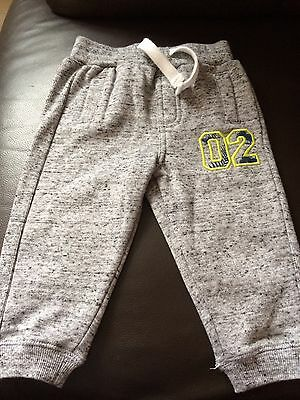 Baby Boys Jogging Trousers 6-9 Months