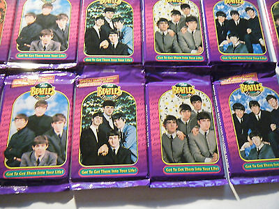 1993 Apple The Beatles Collection 6 Unopen Pack Lot Ex
