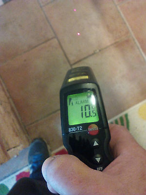 TESTO830-T2 Infrared thermometer