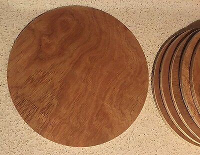 5 x 10 Inch Pottery Throwing Batts For Potters wheel 9mm External Ply
