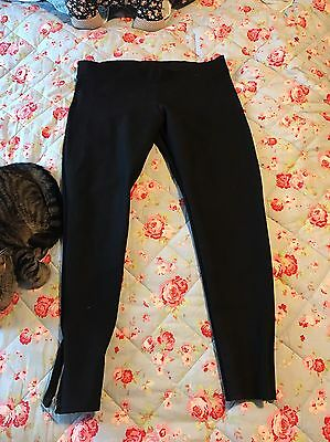 blooming marvellous Black Stretch Maternity Skinny Trousers With Zip Detail. 12