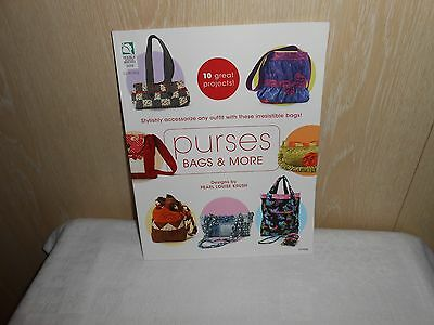Purses Bags & More By Pearl Louise Krush