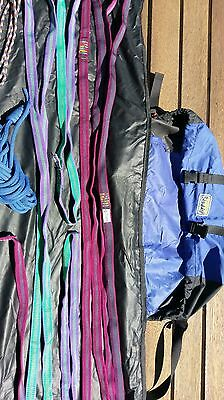 Climbing Carabiners and Slings