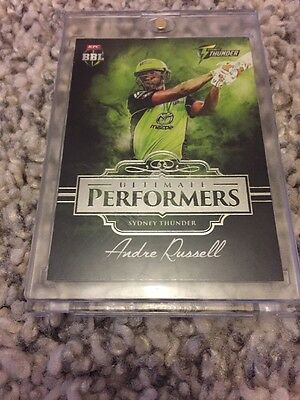 2016/17 Tap N Play CA and BBL Andre Russell Ultimate Performers 45/60
