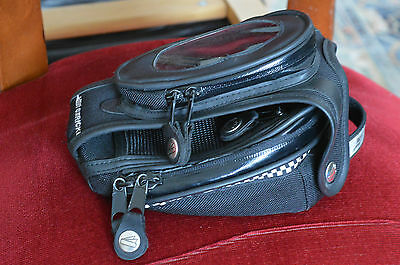 HEIN GERICKE  ProSports  small magnetic motorcycle tank bag