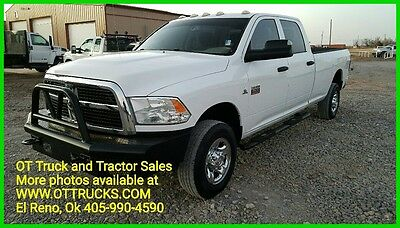 2012 Ram 2500 ST 2012 Dodge RAM 2500 4wd Crew Cab Long Bed ST 6.7L Automatic Diesel Pickup Truck