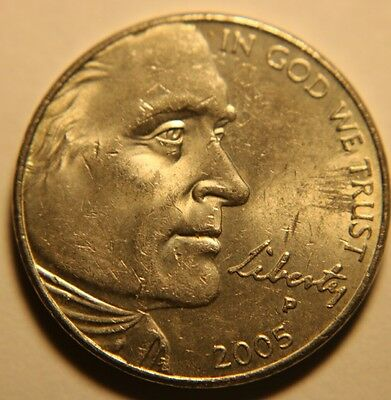 Five Cents USA, Collectable, Limited Edition, 2005, Ocean in view! O! The Joy!
