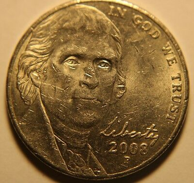 Five Cents USA, Collectable, Limited Edition, 2008