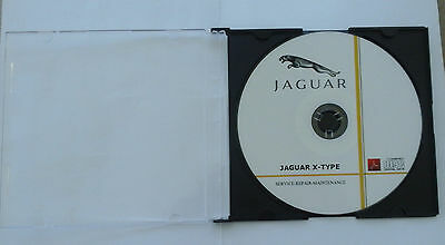 Jaguar X Type 2001-2009 Workshop Service Manual Auto