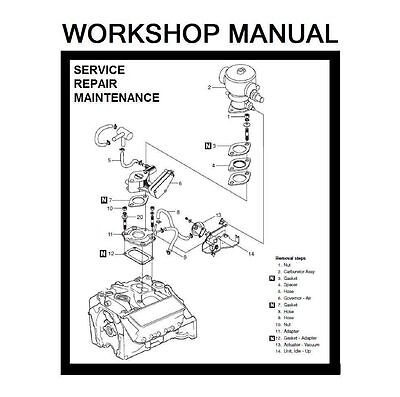 Kia Carnival Sedona 2002-2006 Workshop Service Manual