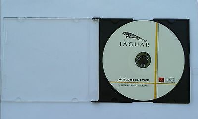 Jaguar S Type 2003-2008 Workshop Service Repair Manual Auto