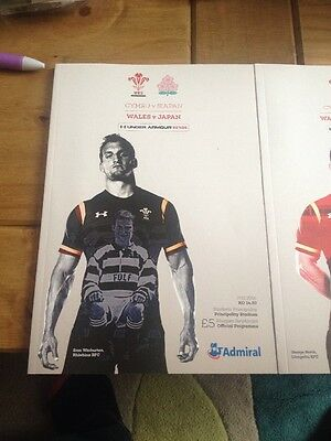 Wales Rugby Programs