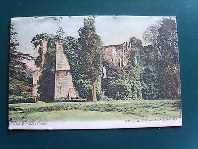 Wiltshire:  Old Wardour Castle - Printed - Posted 1905