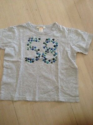 Seed Boys T Shirt Size 2/3