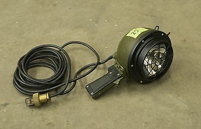 Vintage Navy Search / Signal Light, Maritime, Patrol boat, Ship, Naval, Morse