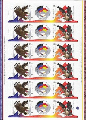 DNR ( DPR)People's Republic and South Ossetia NEW 04.11.2016 !!! Sheet