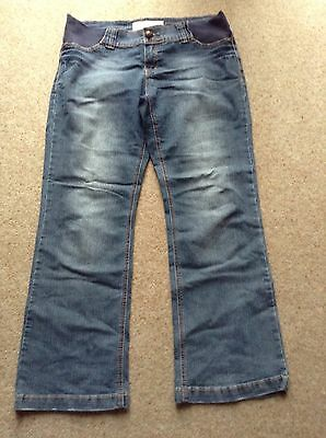 Ladies Maternity Jeans From Next Size 12 Regular