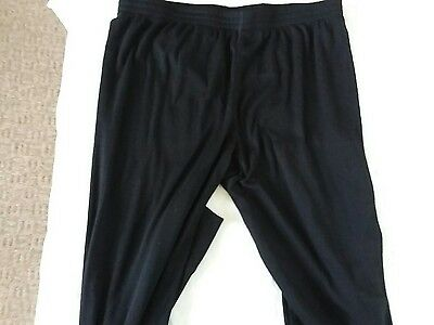 Women's Isotherm Base Layer Leggings Black Size 16