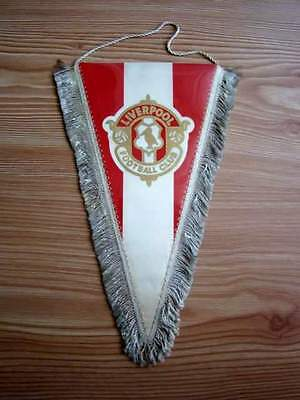 Liverpool FC Wimpel pennant vintage