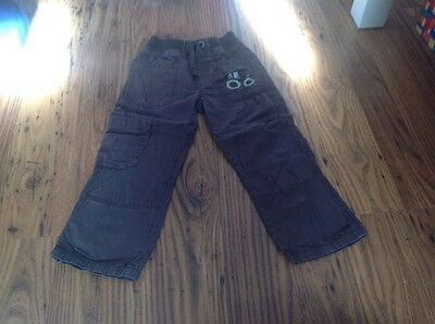 boys combat trousers age 4-5 years