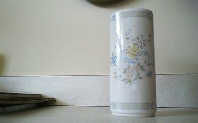 Vintage Gorham china multicolored vase