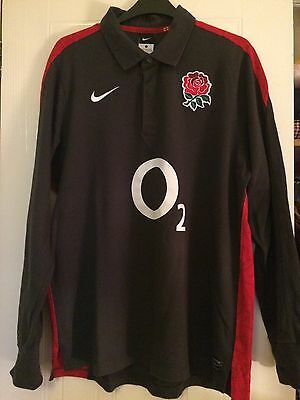 England Rugby Union Shirt - Size L