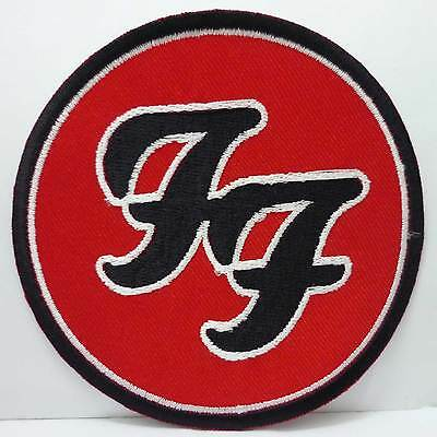 FOO FIGHTERS embroidery patch 1 Audio Slave Queens of the Stone Age Probot Dave