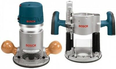 Bosch 1617EVSPK 12 Amp 2-1/4-Horsepower Plunge And Fixed Base Variable Speed