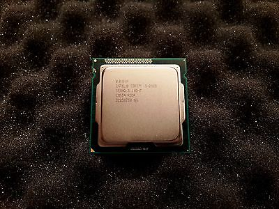 Intel Core i5-2400 Processor  (6M Cache, 3.10 GHz up to 3.40 GHz) Socket 1155