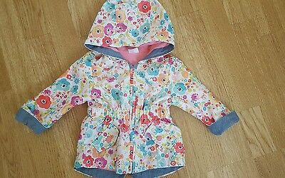 baby girl jacket /coat up to 3 months excellent condition