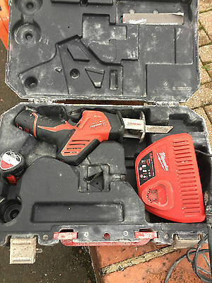 Milwaukee M12 Reciprocating saw sabre saw cordless