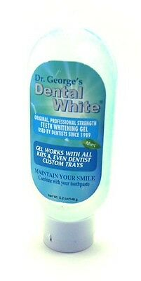 DrGeorge Teeth Whitening Dental Gel! Bleach Professional Strength