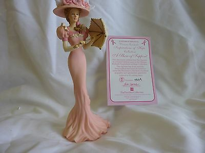 "The Hamilton Collection Figurine ""Pink with Hope"""