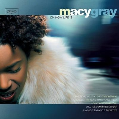 MACY GRAY ~ ON HOW LIFE IS ~ 180gsm AUDIOPHILE VINYL LP ~ *NEW AND SEALED*