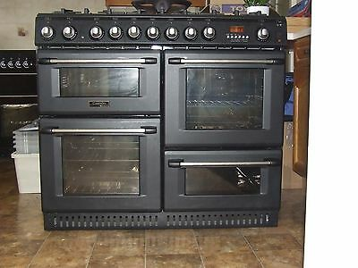 Cannon Hotpoint CH10756GF Gas 100cm Wide Range Cooker with instruction book