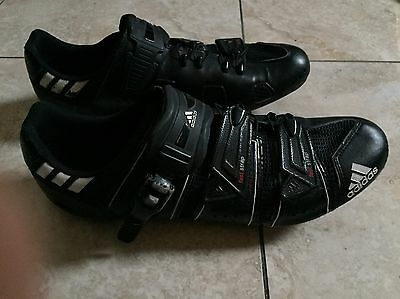 Adidas Cycling Shoes Carbon Sole Size 11/46