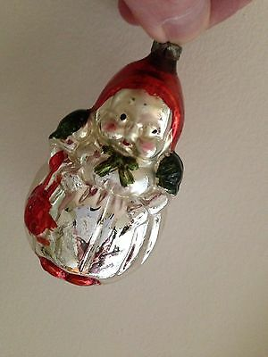 A Vintage Christmas Ornament Miss Muffet
