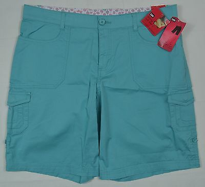 Lee #2315 NEW Women's Size 16 Medium Comfort Fit Stretch Bermuda Shorts