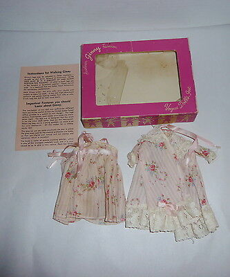 Lot #2 Vintage Vogue Ginny Outfit W/box