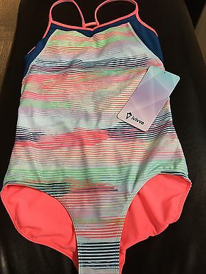 BNWT Ivivva 1pc Swimsuit Size 12
