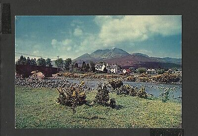 Harvey Barton  Colour Postcard Kinlochewe and Ben Eighe Wester Ross unposted