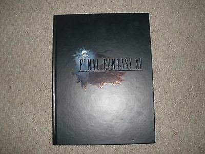 Final fantasy xv, The complete official guide collectors edition