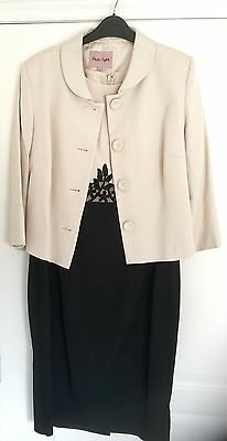 Phase Eight Mother Of The Bride Dress And Jacket Size 14