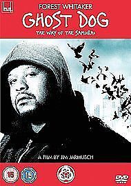 Ghost Dog The Way Of The Samurai DVD Forest Whitaker New and Sealed UK R2