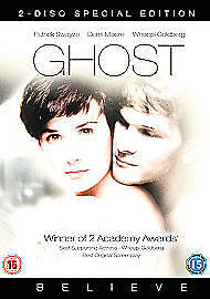 GHOST 2 Disc Special Edition DVD Patrick Swayze New Sealed Original UK Release