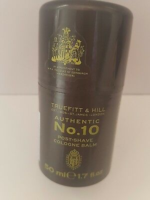 Truefitt & Hill No. 10 Post Shave Cologne Balm 50ml