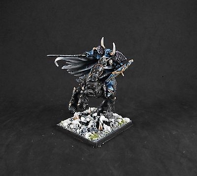 Wargames fantasy battle, age of sigmar, chaos army very well painted battalion