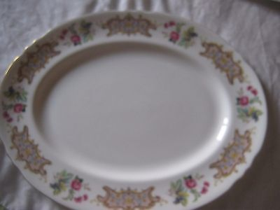 Crown Staffordshire Meat Plate
