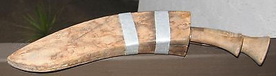 Vintage Papua New Guinea Middle Sepik River Hand Carved Ceremonial Knives